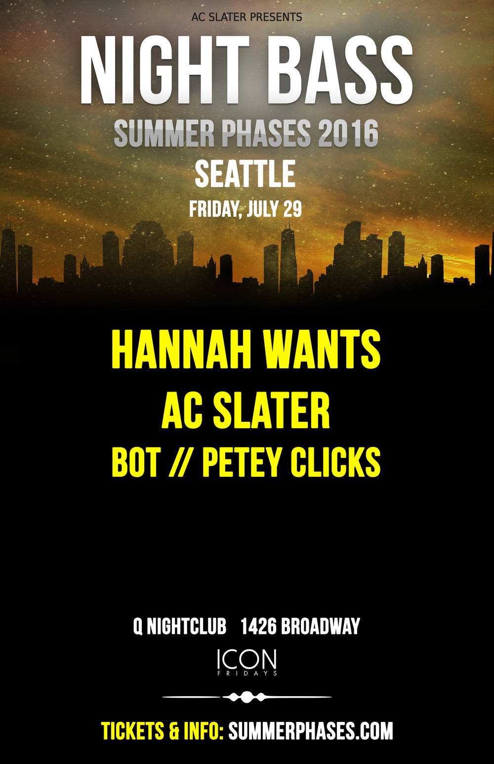 SEATTLE / JULY 29