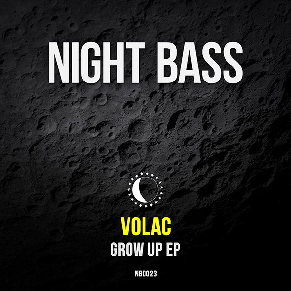 "G-House coming out of Russia? Yes, that's what this is. Russian duo Volac comes in heavy with the ""Grow Up"" EP, their first Night Bass release. ""Grow Up"" and ""Miami Party"" are dark, bass-heavy g-house stompers while ""The Race"" gets a bit more wobbly with the bass and adds some shuffle to the drum patterns. Three heaters ready to load up!"
