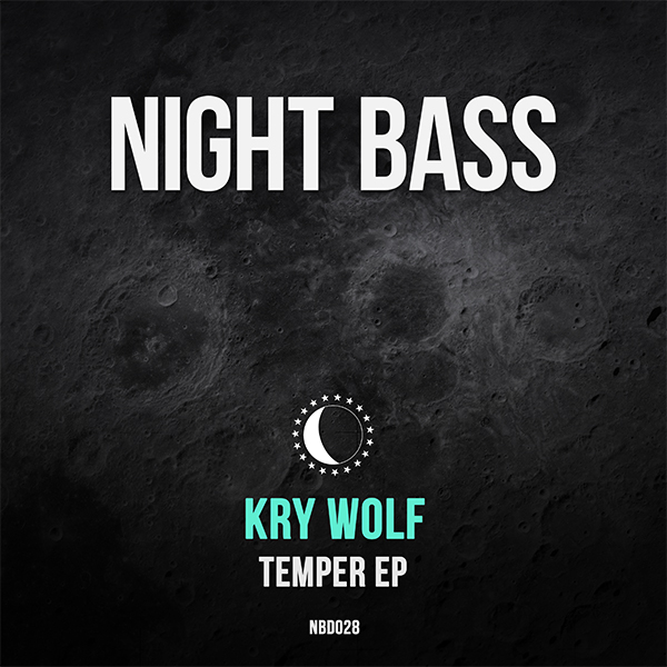 "As half of the label Food Music, Kry Wolf (along with Shadow Child) have ushered in some of the most forward thinking house music and more in recent years. We've finally managed to get an EP from the boys, and it fully delivers. The Temper EP kicks off with it's title track, a step into heavier territory for Kry Wolf, littered with big crisp breaks and haunting bass. ""Flashlight"" is straight up high-energy house vibes with a thick rolling bassline. Rounding out the EP is the ethereal, breakbeat driven ""Wavvves""."