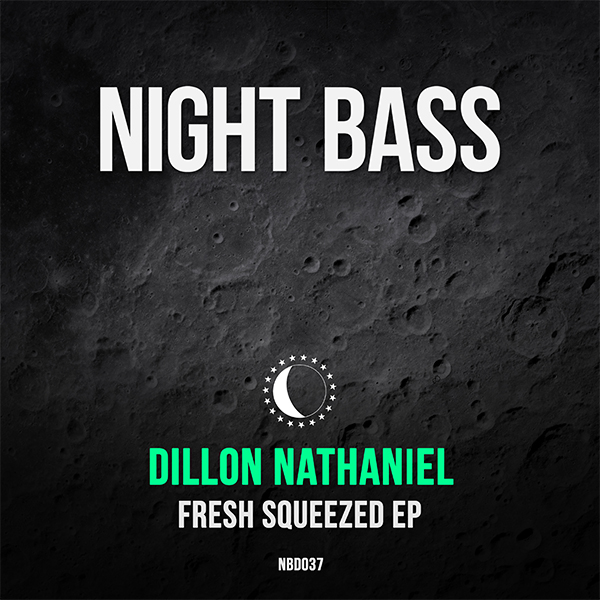 "Dillon Nathaniel has appeared on our compilations and at our events, and the SoCal producer finally drops his first EP on Night Bass. ""Fresh Squeezed"" is filled with 4 juicy tracks showcasing the full spectrum of Dillon's unique tech-tinged minimal-but-heavy style of house music. We're proud to welcome Dillon Nathaniel to the Night Bass family!"