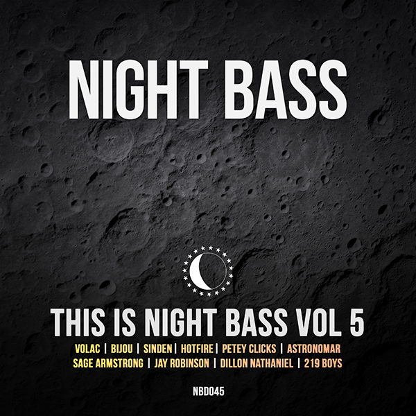 This is Night Bass Volume 5, a beautiful mix of our in house artists mixed with our close friends and up-and-comers who are changing the game. Sit back and enjoy the ride.