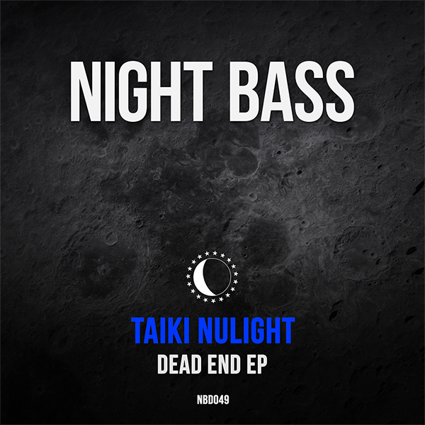 The unstoppable @taiki-nulight-uk returns to Night Bass with one of his biggest releases yet, the Dead End EP. Filled with everything you expect and more, the four-tracker is a must have for fans of forward thinking heavy bass and crisp, clean production. Aside from two epic Taiki originals there's 2 can't-miss collaborations with Chris Lorenzo and Mikey B. 100% pure Night Bass anthems on this one.