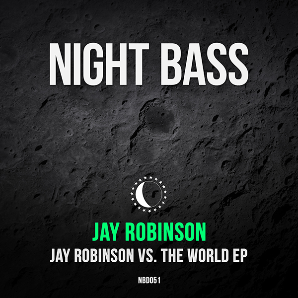 Jay Robinson is one of our favorite and most prolific artists, and he is ready to take on the world. This EP is jammed with 4 big collaborations, all perfectly sharing a balance between the classic Jay Robinson sound and his collaborators. Guest artists on the EP include Pelikann, NIQW, Ami Carmine, GAWP & Vanilla Ace. Fittingly,Jay Robinson vs The World comes out hot on the heels of his first ever North American tour. 1. Jay Robinson & Pelikann - Gettuh 2. Jay Robinson & NIQW - Right Back (feat. Ami Carmine) 3. Jay Robinson & GAWP - Oblivious 4. Jay Robinson & Vanilla Ace - For The Night