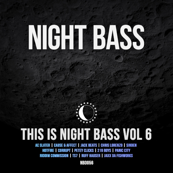 We're back with another volume of This is Night Bass and it is STACKED with 10 brand new unreleased tunes. Veteran Night Bass artists such as AC Slater, Jack Beats, Chris Lorenzo, Cause & Affect, 219 Boys, Sinden, Hotfire, Riddim Commission, and Petey Clicks are back alongside some newcomers to the label: Corrupt, TS7, Ruff Hauser, Jaxx Da Fishworks and Panic City. This one is heavyweight bass all the way through!