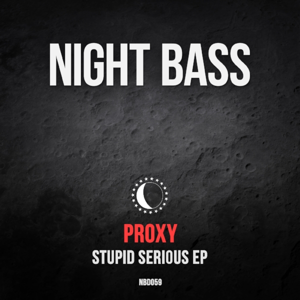 "The legendary producer from Moscow returns to Night Bass for his 2nd EP. ""Stupid Serious"" is exactly what you'd expect - hard, twisted beats riding on a wave of thick syrupy bass. This is some stupid serious high energy peak-time heat."