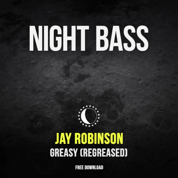 In celebration of Jay Robinson's reaching 10k fans on Soundcloud he has prepared a bangin' new VIP of his track 'Greasy' and is giving it away for free download!