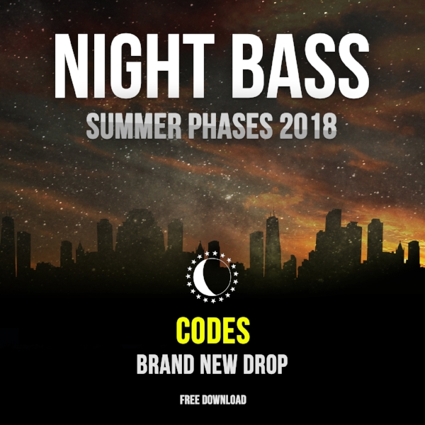 Codes just played his first Night Bass show for Summer Phases recently and then dropped this new track for us to put out, use the link below to download!