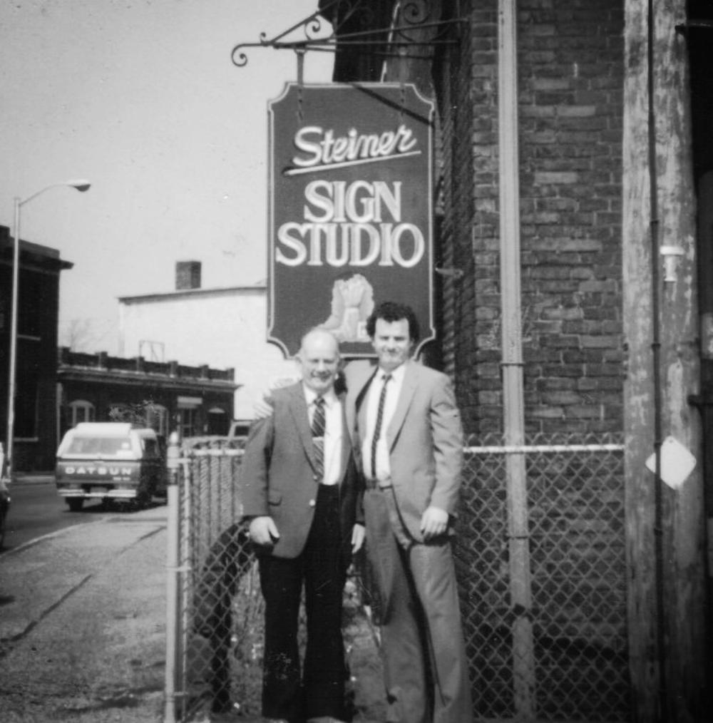 1986  - Franz L. Sr.& Franz Jr.
