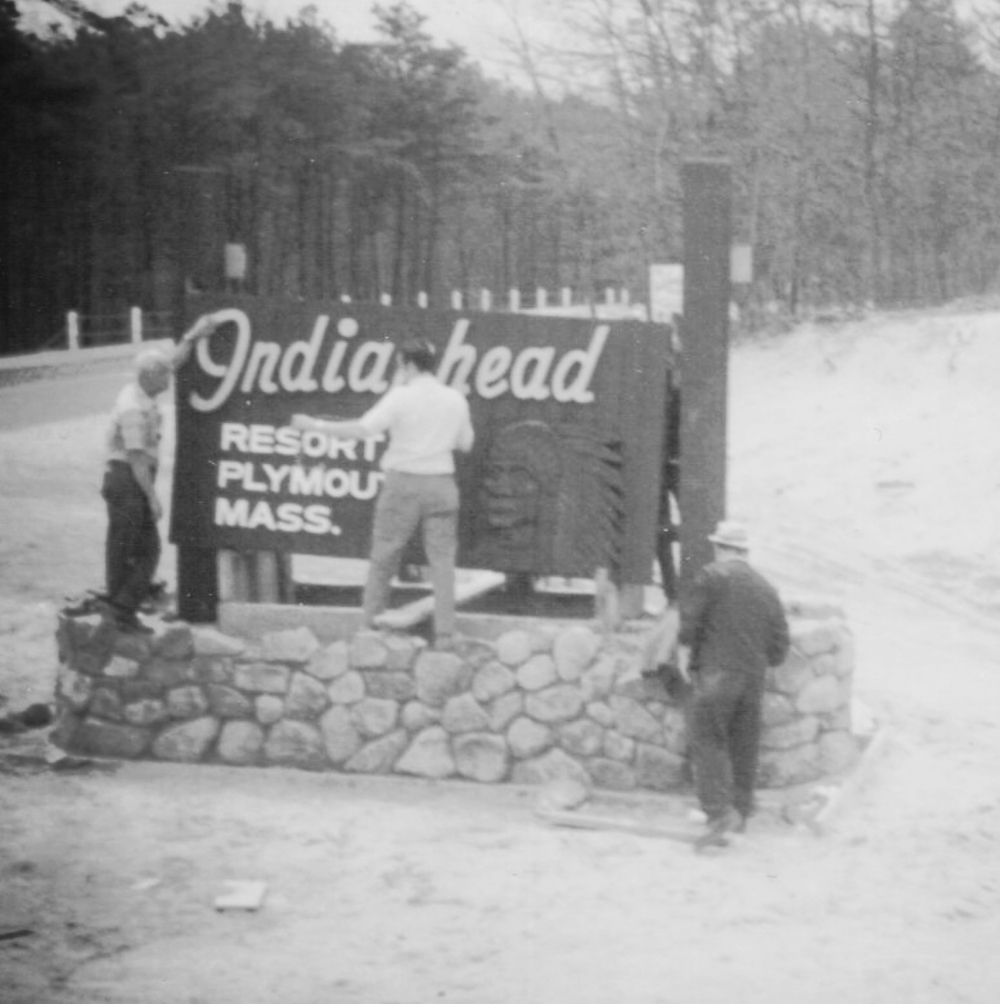 1971  - Franz L. Steiner Sr. & Norman Benoit (Indianhead Resort - Plymouth, MA)