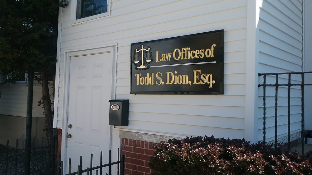 T.Dion Lawyer Carved Sign 2.JPG