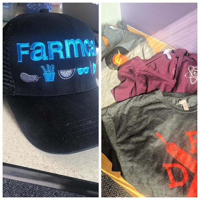 Interested in winning a prize pack with swag from FARMCAD, @rmcad AND @fatsullyspizza ? Like our page and enter our sweepstakes! The winner will be announced on September 13th and must pick up the prize at #FARMCAD on September 17th. Enter Here: http://woobox.com/hashdj