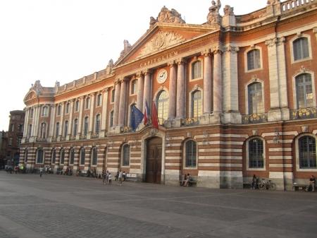 capitolium, Toulouse, FR