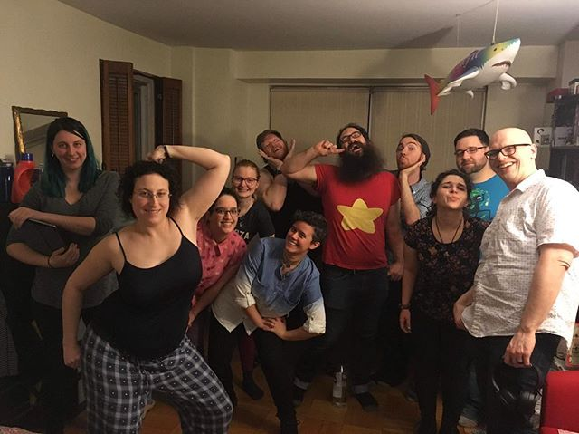 Support your favorite geek-themed a cappella group at Patreon.com/Choirfly. Starting at a mere $1/month, you can help us continue to make the music you love.  Let's make sweet geek-music together!