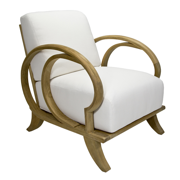 Noosa Teak Lounge Chair
