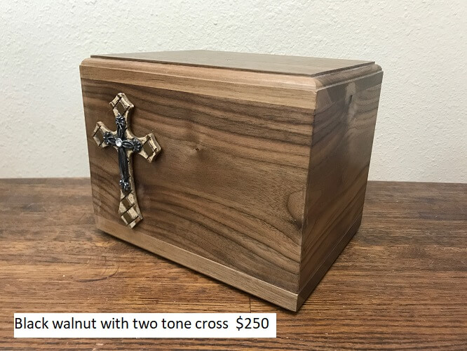 black walnut with two tone cross.jpg