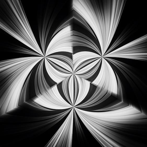 Pinhole Abstract