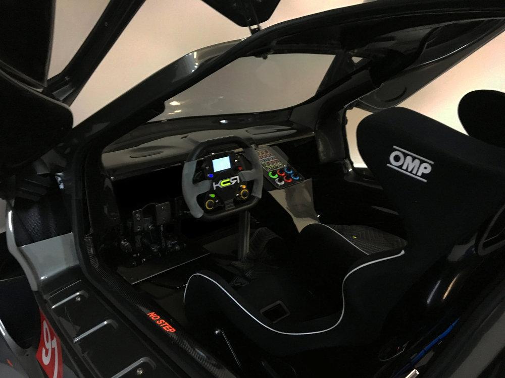 GT-Pro Cocpit