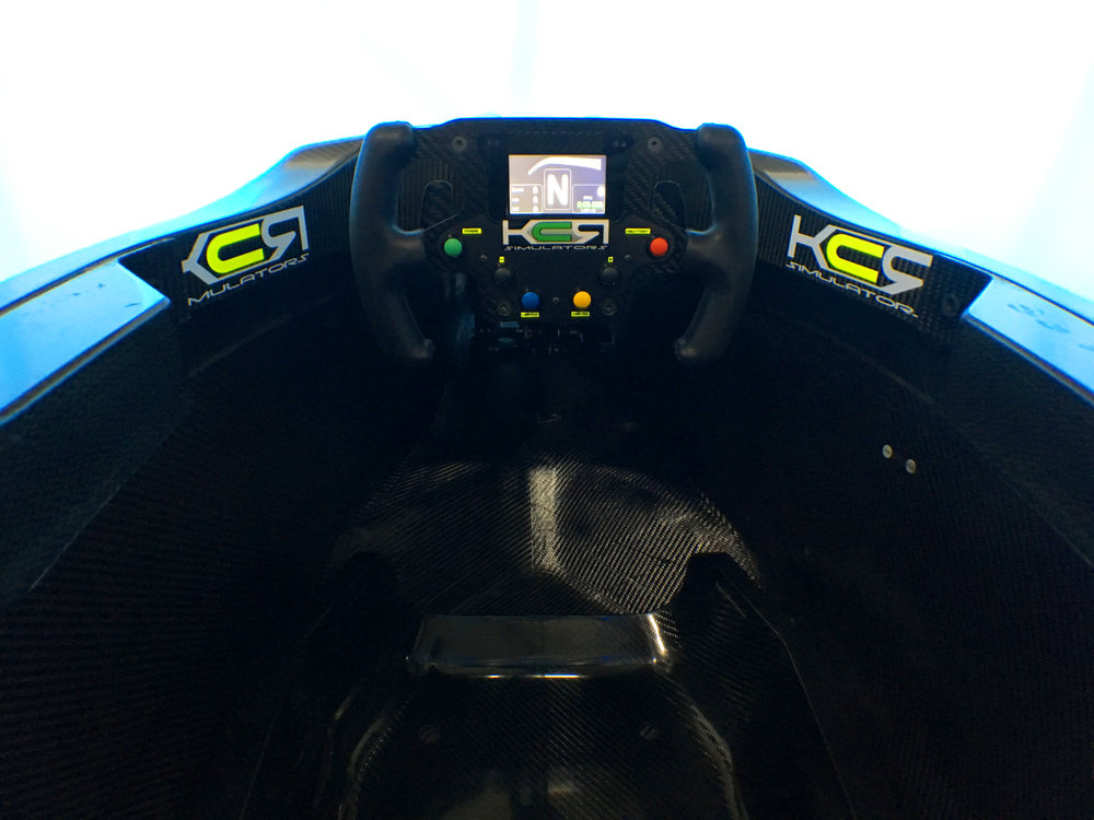 Formula-Pro Cockpit