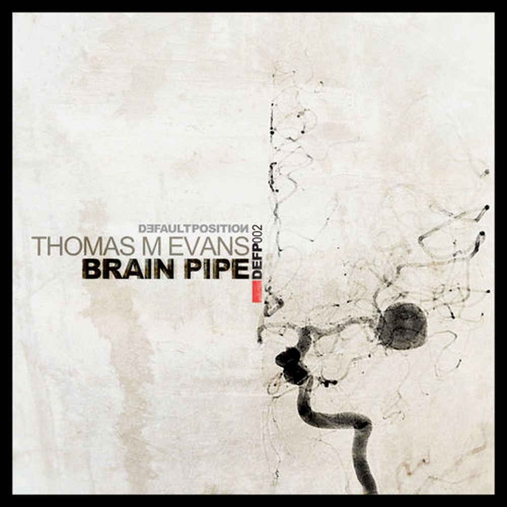 brain pipe ep cover art