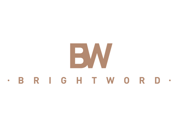 BrightWord Logo design - Chichester