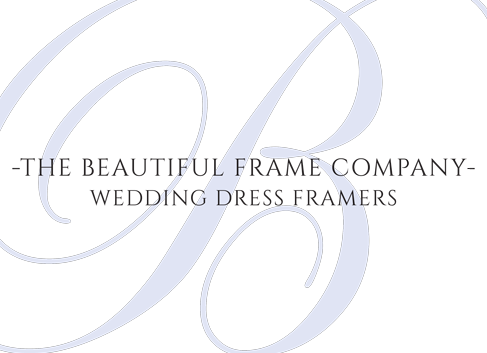 Identity, brochure design and print for 'The Beautiful Frame Company.'