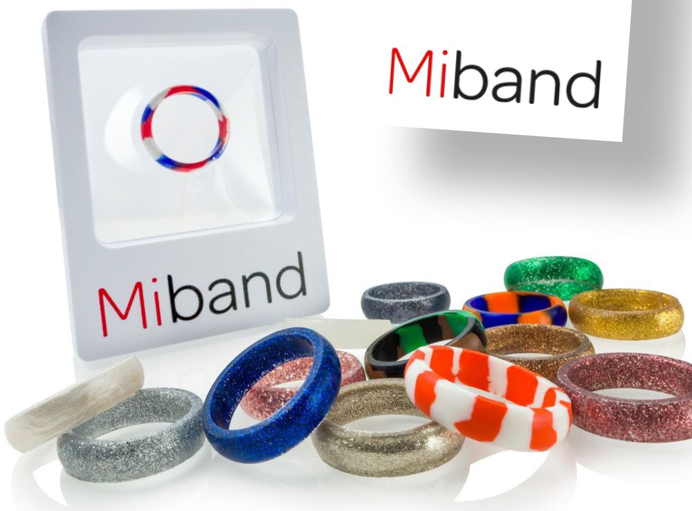 Logo design for Miband