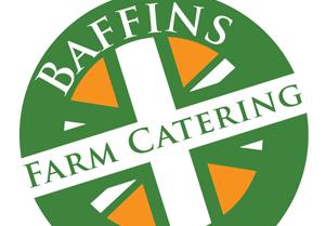 Baffins Farm Catering - Logo Design