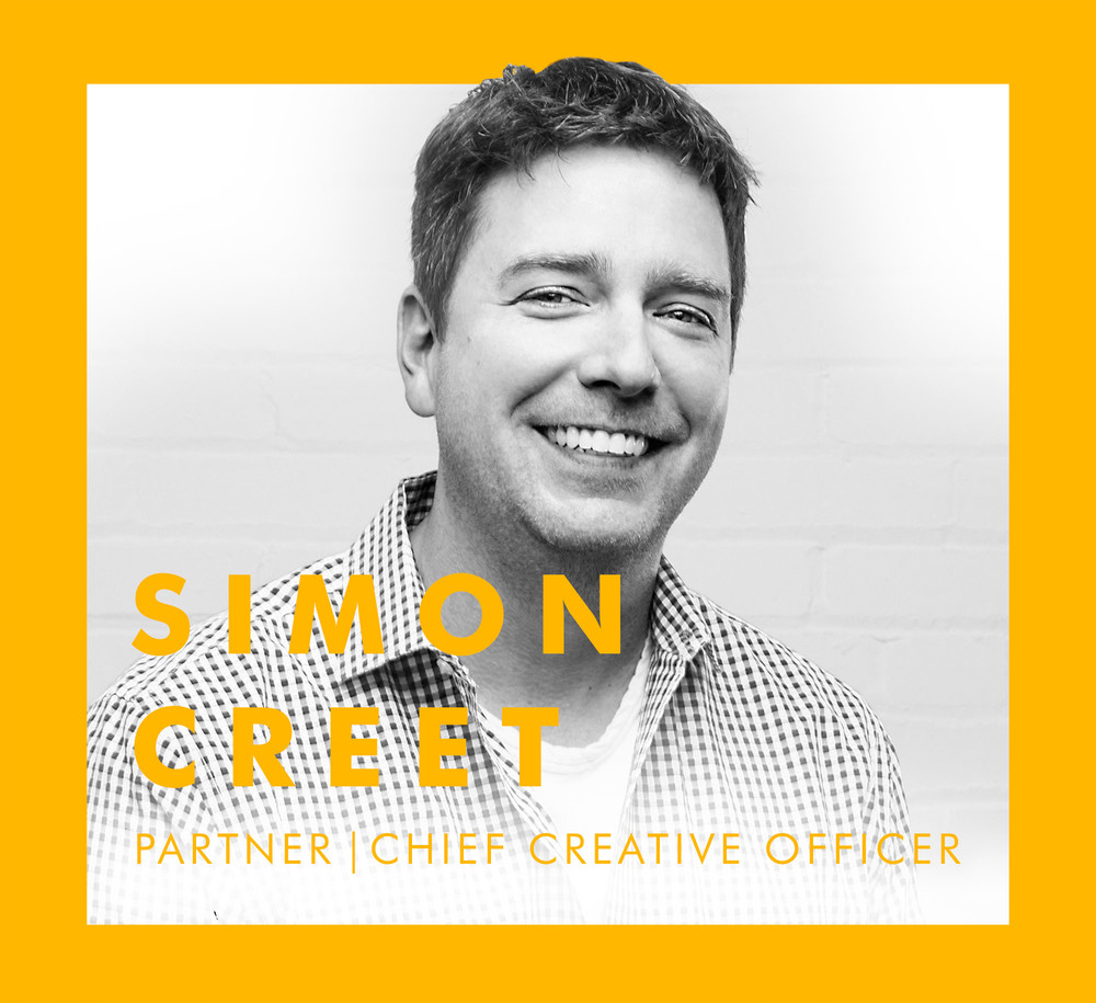 "A towering figure (he's literally 6' 4"") in the biz, our VP Chief Creative Officer sets the creative bar high and ensures that brands stay ahead in this constantly changing world."