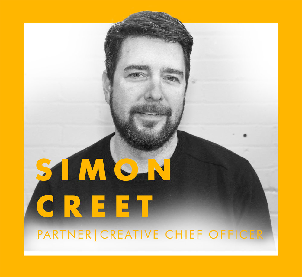 """A towering figure (he's literally 6' 4"""") in the biz, our  VP   Chief Creative Officer  sets the creative bar high and ensures that brands stay ahead in this constantly changing world."""
