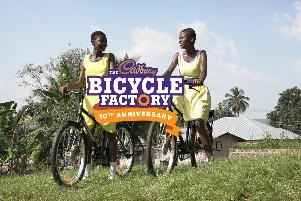 The Cadbury Bicycle Factory