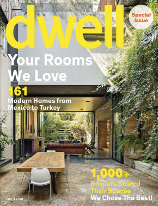 DWELL - Featured in Dwell's 2015 issue