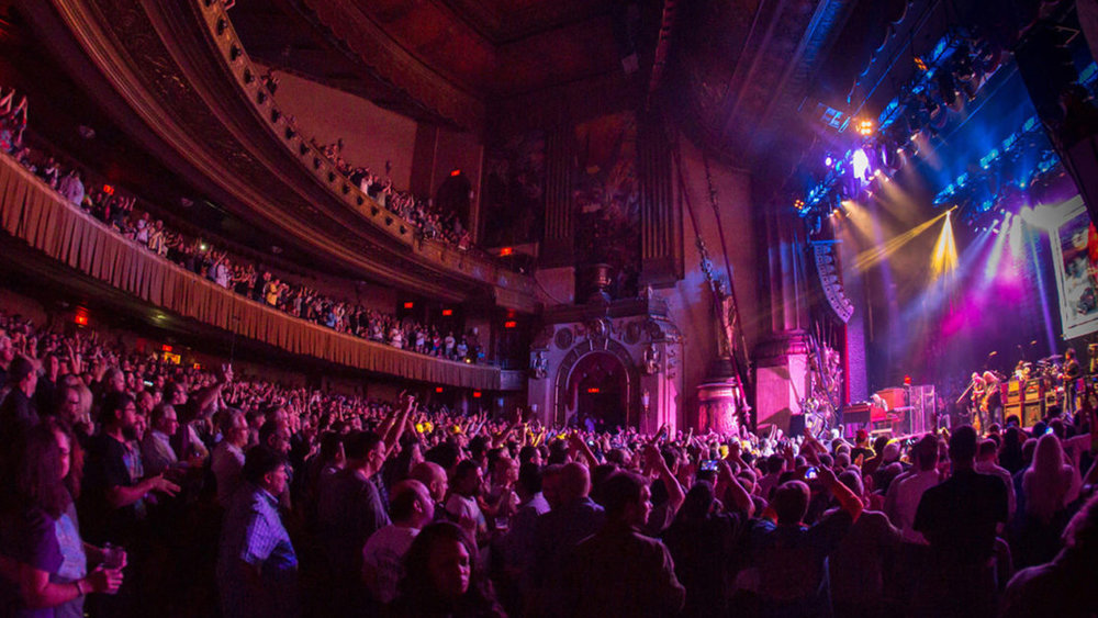 National Anthem - NYC's Beacon Theater
