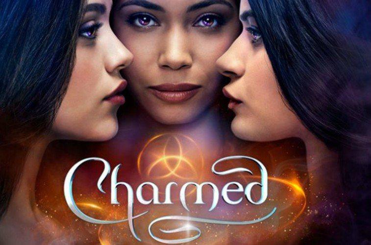 Sarah Jeffrey (Maggie), Madeleine Mantock (Macy), and Melonie Diaz (Mel) - The Vera Sisters