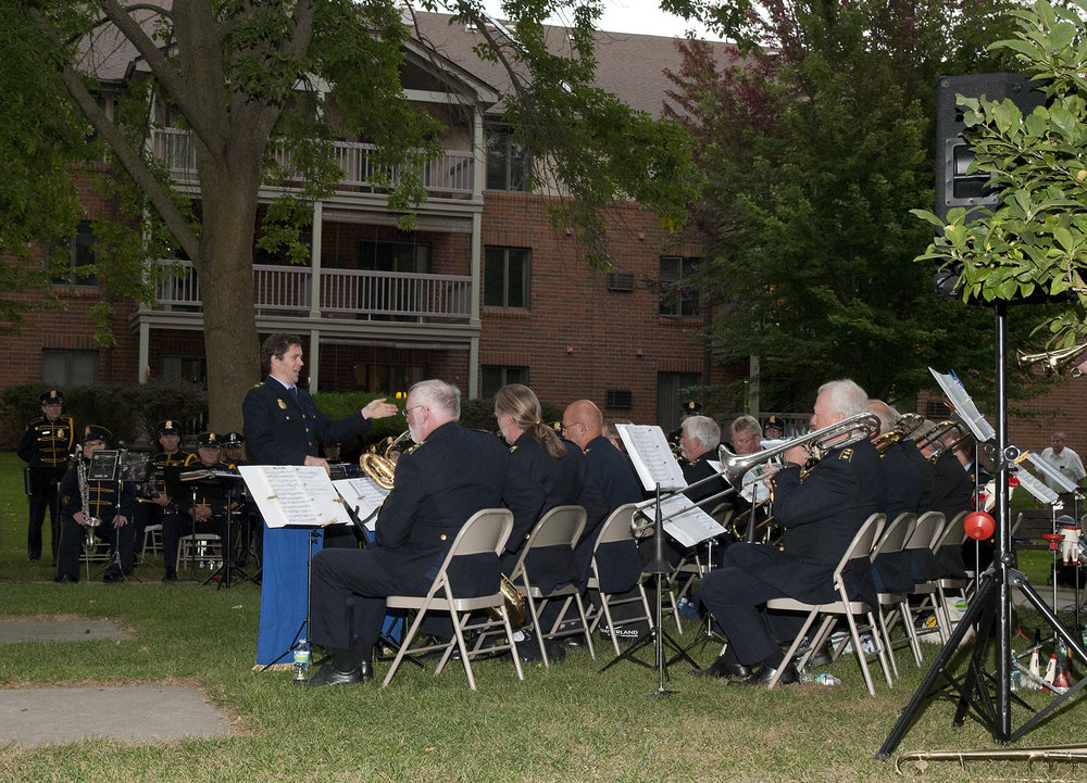 Joint Concert in Racine, Wisconsin