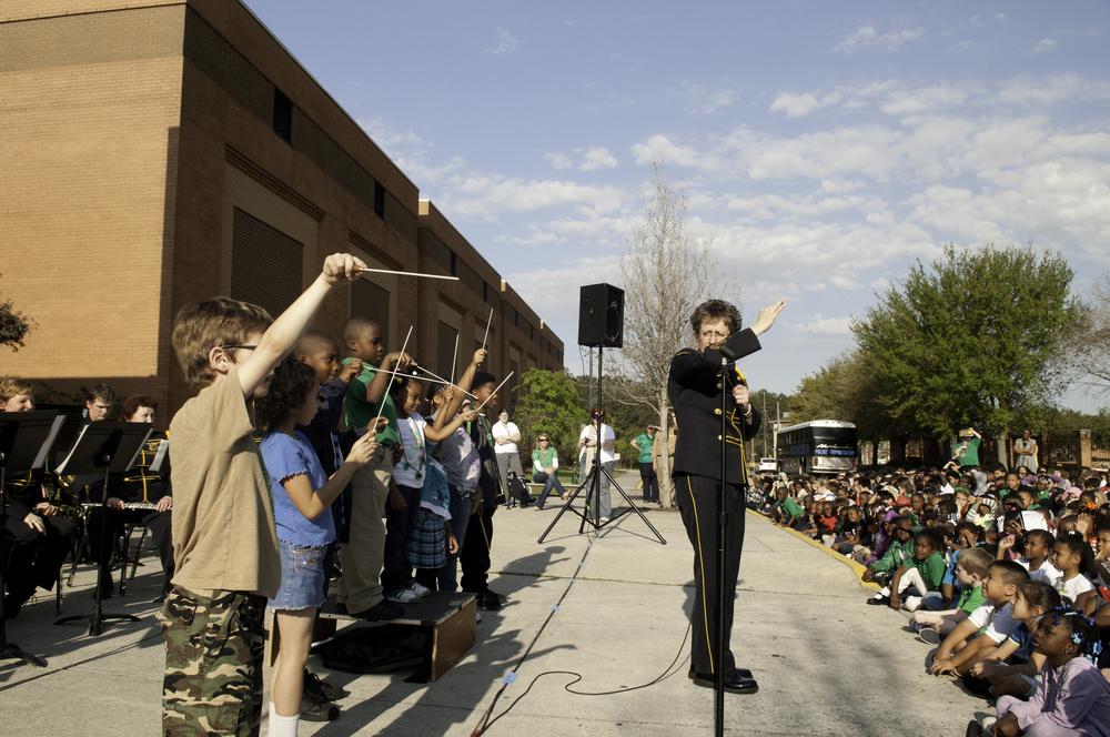 Garrison School Concert