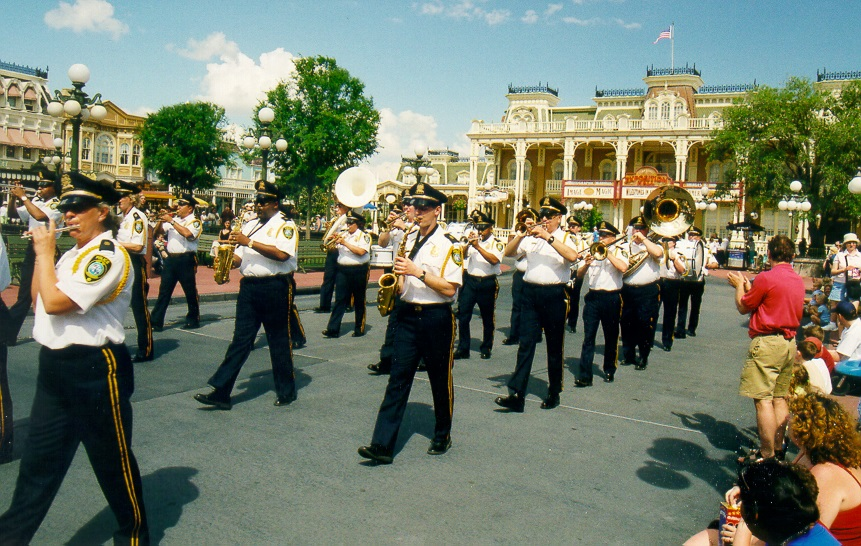 2003 in Disneyworld