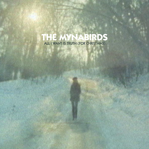 "ALL I WANT IS TRUTH (FOR CHRISTMAS) 7"" (2010)     The Mynabirds followed their critically-adored debut What We Lose in the Fire We Gain in the Flood with a holiday single featuring anti-Xmas song ""All I Want is Truth (for Christmas)"" backed with a cover of The Zombies' ""This Will Be Our Year."""