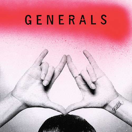"GENERALS 7"" (2012) Originally released as a Record Store Day 2012 7"", ""Generals"" is the first track from 2012's album, ""GENERALS"". This MP3 release includes the b-side ""Fallen Doves."""