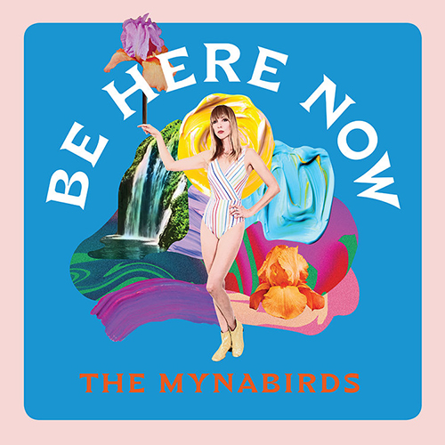 "BE HERE NOW    The Mynabirds' new album,  BE HERE NOW , is a collection of 9 songs written and recorded in just 2 weeks in January 2017 following the Inauguration and the Women's March. Singer Laura Burhenn worked with producer Patrick Damphier in his Nashville studio (which he was being evicted from to make way for luxury condos) to document the news and peoples' intense emotional responses to it all in real time. No stranger to politics in her songwriting, Laura aimed to speak from the voice of the collective consciousness in a work of ""Emotional Journalism,"" singing the heartbreak, anger, exhaustion and resolute hope she witnessed during the Muslim travel ban, the final stand at Standing Rock, and every other news story that rattled America in that period. The album vacillates in style and feel to reflect a frayed nation, featuring a Burundian refugee choir on one song, and a cacophony of dissonant saxophones in a new national anthem on another. It is the last recording made in that space."