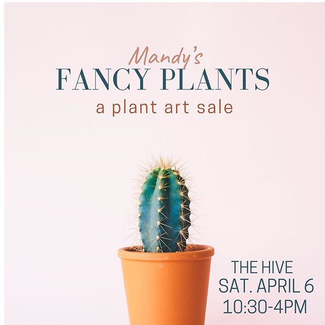 Do you love the plants around our place? The magician behind it all (Mandy Lynn Carris) is selling uniquely displayed plants ready to take home immediately! Join us this Saturday. 🌵 • #thehiveknox #ilovelocalknoxville #scruffycity #iloveknoxville #knoxify #igknoxville #whatsupknox #865life #visitknoxville #new2knox #themakercity #knoxrocks #knoxify