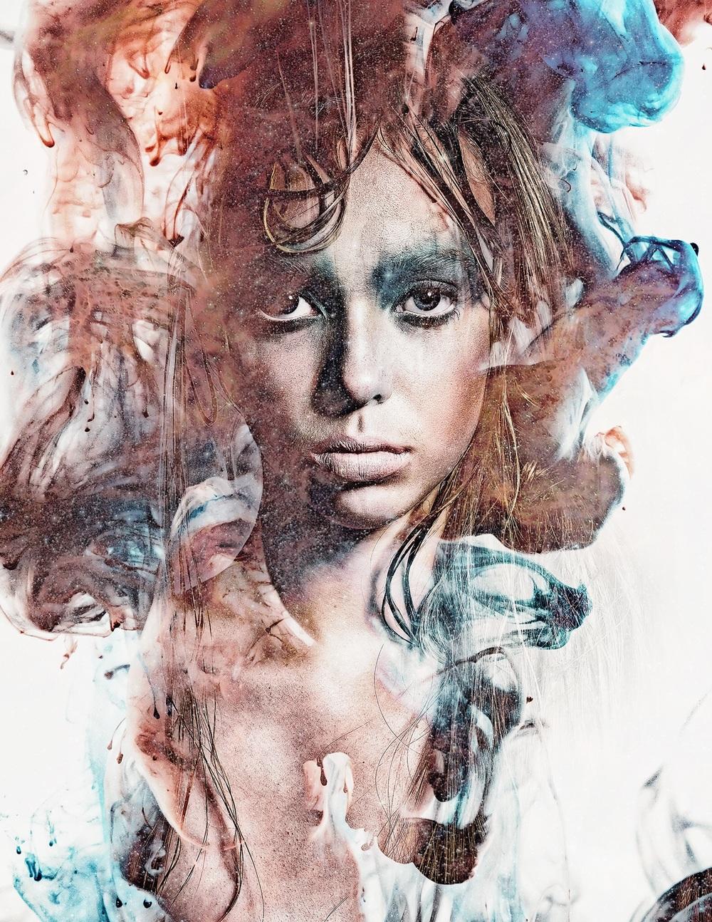 Nebula: Model - Kristin Linkletter, MUAH - Elena Ismail