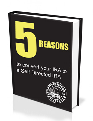 Self Directed Ira Fidelity >> Self Directed Ira Covered Wagon Investments