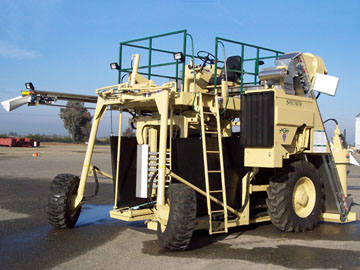 AGH Spectrum grape Harvester