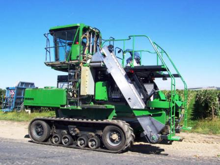 Andros Engineering Harvester
