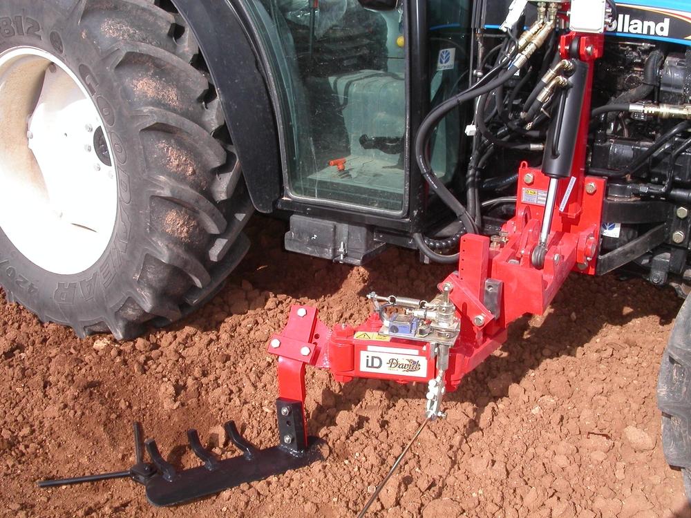Soil Amp Floor Management Vine Tech Equipment