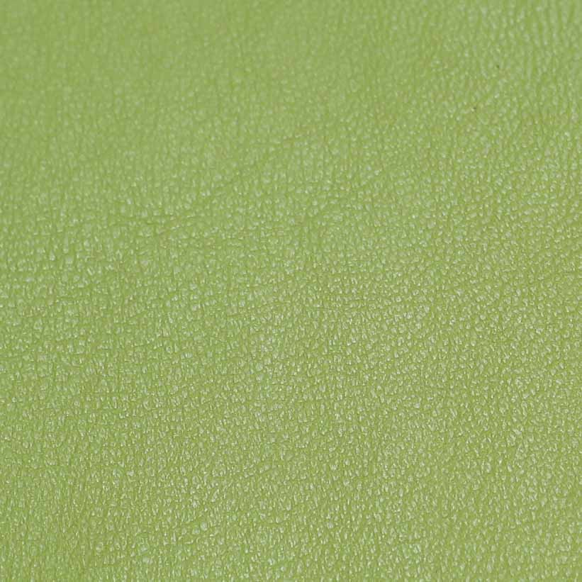 Bright Green Lamb Leather