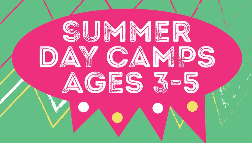 2018 Summer Day Camp Kids