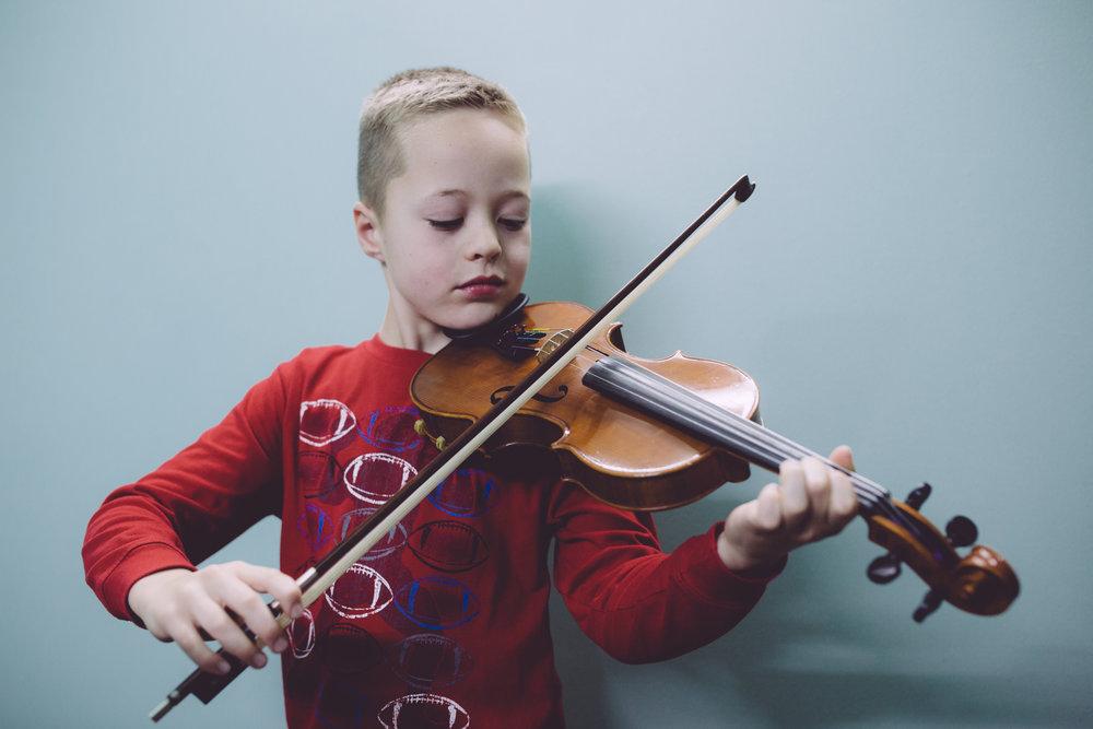Violin lessons calgary