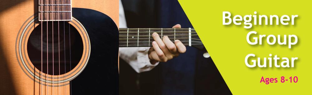 Beginner Group Guitar