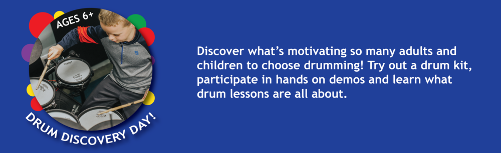Drum Discovery Day